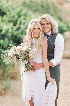 Popular YouTube Stars, Cole and Savannah LaBrant had the wedding of their ... #weddingposes