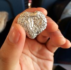 Alluminium heart