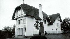 Vila Vendelína Máchy