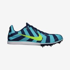 wow Nike Zoom Rival D 8 Mens Track Spike Running Shoe