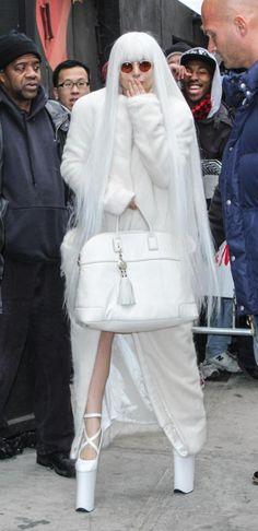 Bildergebnis für lady gaga crazy outfit
