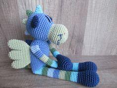Little Dragon Boy ♥ Crochet by SchneckenkindRaphaelo