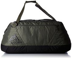 Amazon.com  Gregory Mountain Products Stash Duffle Bag (Mediterranean Blue,  95-Liter)  Sports   Outdoors 397f78b50d
