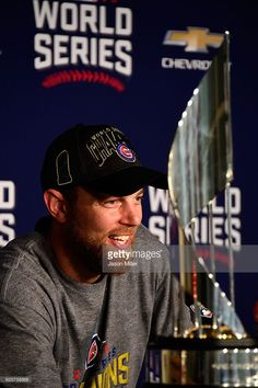 Ben Zobrist,CHC, World Series MVP//Nov 2,2016 World Series Game 7 at CLE