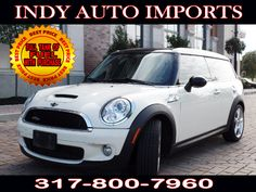 #SpecialOffer #FreeGas | $13,000 | 2010 #MINIClubman S for Sale in Carmel IN 46032 #IndyAutoImports
