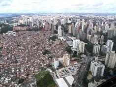 Favelas of Rio by Lorenza Baroncelli