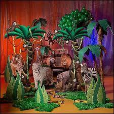 jungle party theme - Google Search
