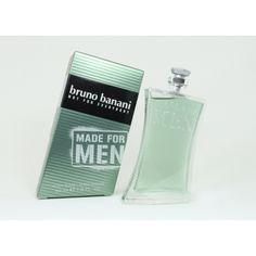 Bruno Banani made for men fragrance bottle and package design #perfume_bottle #fragrance #design