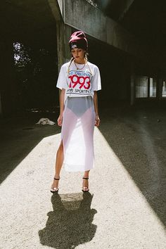 hype clothing, lazy oaf, street shoot, thamesmead, urban, concrete, ratchet, city, cult clothing, model emily english, attitude, editorial, fashion, photoshoot, london