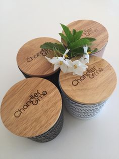 Bring home these candle jars and make a soy candle of your own using the Candle Maker from Chandler & Me!