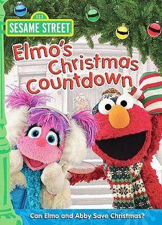 Warner Elmo's Christmas Countdown