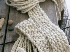 knitting with string