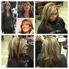 """""""Not even close to Gemma Teller"""" hair I did on a client. Suck my fuck ya catty bitches."""