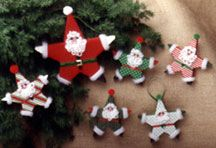 I am having a BLAST pinning all this cute stuff!!!  I'm sooooo excited about these santas....