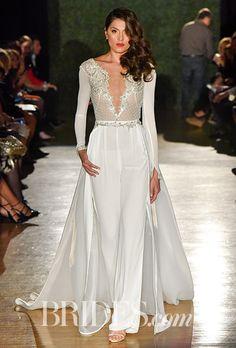 Brides: Dany Mizrachi Wedding Dresses - Fall 2017 - Bridal Fashion Week