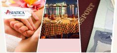 uesta promozione si applica per tutti i clienti che viaggiano con Asiatica a Luglio/Agosto 2014.       - Autorizzazione del visto all'arrivo in Vietnam      - Un Massaggio a piedi      - Una cena romantica con la musica tradizionale sul fiume di Sai Gon. http://viaggi.asiatica.com/it/1/mean-promotion-code.html