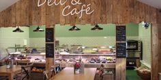 The Cafe - Listers Farm Shop