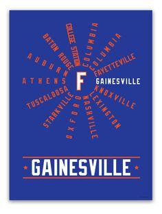 Gainesville, Florida $35.00