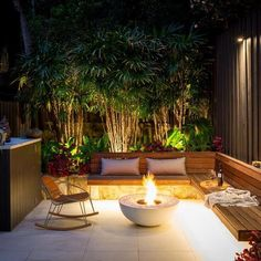 Indoor Fire Pit, Fire Pit Backyard, Small Garden Fire Pit, Fire Pit Patio Set, Indoor Pond, Indoor Courtyard, Fire Pit Decor, Small Garden Landscape, Fire Pit Seating