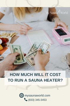How much do you think it would cost to run an electric sauna heater? Here is a link to an easy-to-use Sauna Electricity Cost Calculator with an instructional video to guide you so you can find out. You might be pleasantly surprised! Electric Sauna Heater, Indoor Sauna, Barrel Sauna, Traditional Saunas, Low Humidity, Energy Bill, Calculator, Things To Think About