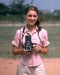 Classic Rolleiflex TLR for Natalie Portman
