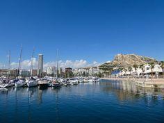 Travel, Alicante, Spain, City, Landscape, Travel #travel, #alicante, #spain, #city, #landscape, #travel