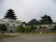National Folk Museum of Korea, Seoul-  More than 2 million people annually visit the museum