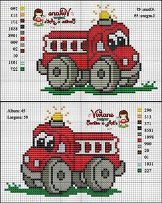 Cross Stitch For Kids, Cross Stitch Baby, Cross Stitch Charts, Cross Stitch Designs, Cross Stitch Patterns, Cross Stitching, Cross Stitch Embroidery, Hand Embroidery, Baby Motiv