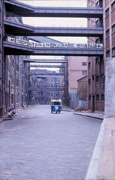 Wapping - London 1973