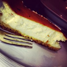 The Best Damn LCHF Baked Cheesecake EVER! - use 16 oz cream cheese and add in 1C sour cream or heavy cream.