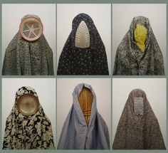 "Shadi Ghadirian: ""Domestic Life"""
