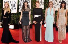 Golden Globes. LOVING Kate HUDSON's Dress.