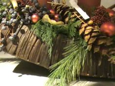 Advent 2009 präsentiert von Manuela Müller bei Blumen Maarsen