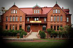 Old Main - Visit Arizona State University