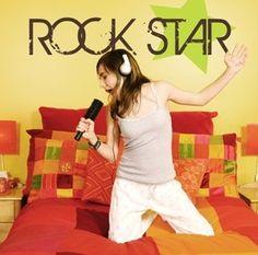 Rock Star Wall Decal