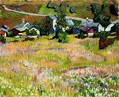 cuno amiet/1868-1961