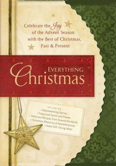 Everything Christmas - in the Southworth Library nonfiction collection.