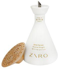 ZIRO Z Ro, Olive Juice, Crete, Harvest