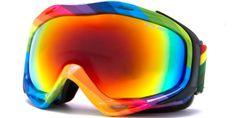 Angle Rainbow - Men's and Women's Ski Goggles