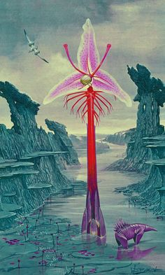 Wayne Barlowe · Expedition