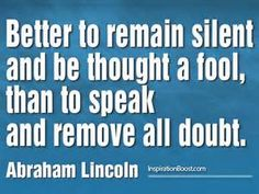 Image detail for -Lincoln Joke Quote
