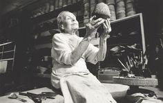 Lucie Rie, 1902-1955 Österreichisch-britische...