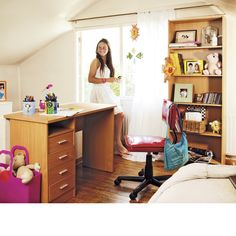 Mi #dormitorio   #pieza #escritorio #mueble #silla #estante