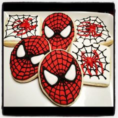 i hate cookies, but I'll put Spiderman inside me any day ;)