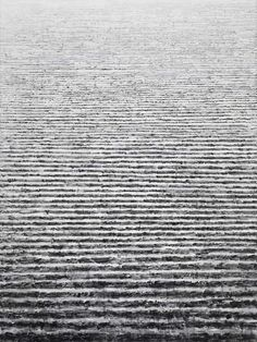 Shi Zhiying. The Sand Ocean #4, 2012, oil on canvas