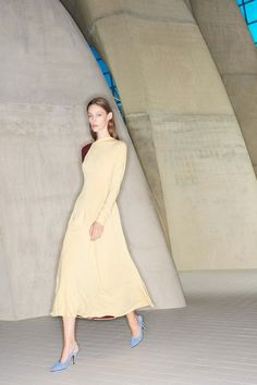 Long Sleeve Jersey Dress
