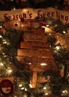 Temecula tree ornament