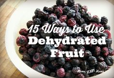 15 Ways to Use Dehyd