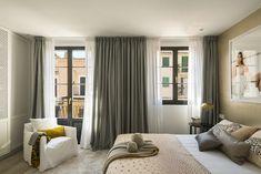 bed room designed by Christine Leja
