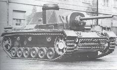 Soviet SU76i - prototype tank destroyer based on captured Panzerkampfwagen III hull and chassis.   Captured Panzer III's were repaired and rebuilt as self propelled guns mounting a Soviet 76.2mm S1 gun. The upper hull was lightly armoured.